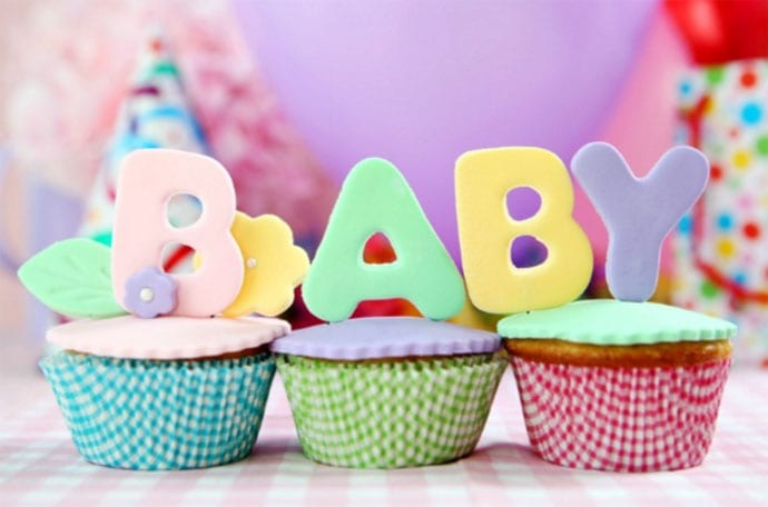 Organizujemy Baby Shower