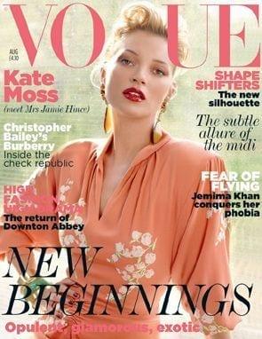 Kate Moss planuje zostać mamą