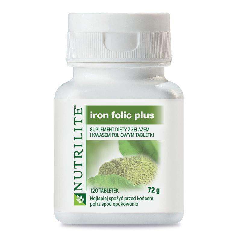 zelazo-z-kwasem-foliowym-nutrilite