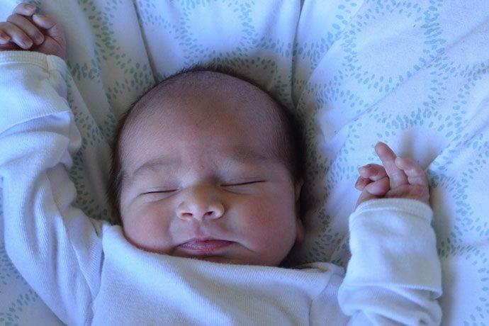 Prawdy i mity o kolce u niemowląt