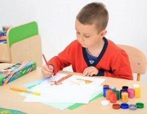 Zabawy ze sztuką, czyli jak rozbudzić kreatywność dziecka?