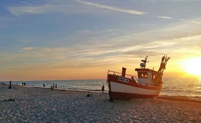 Reportaż – Wakacyjny wyjazd nad morze do Delfin Medical Spa & Wellness w Dąbkach