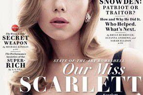 Scarlett Johansson urodziła córkę