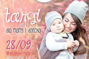III edycja Targów dla mamy i dziecka Mamaville