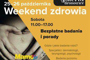Weekend zdrowia w Galerii Bronowice: Bezpłatne USG 4 D