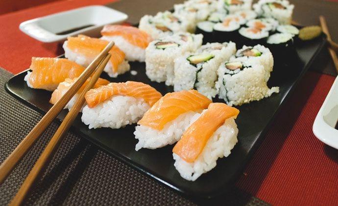 Sushi w ciąży – czy jest  bezpieczne?