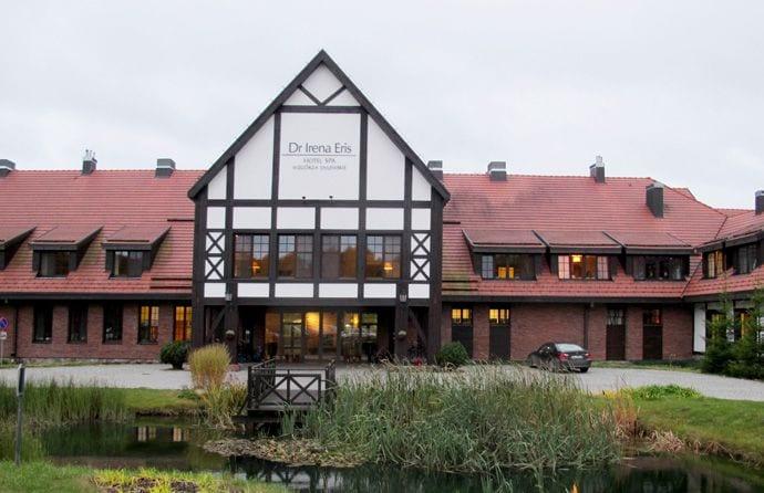 Reportaż – Jesienny weekend w  Hotelu Spa Dr Irena Eris Wzgórza Dylewskie