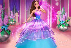 "Konkurs na ambasadorkę filmu ""Barbie Super Księżniczki"""