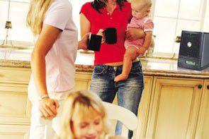 Poradnik zapobiegania infekcjom dla kobiet w ciąży i karmiących piersią