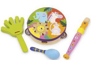 Jak drewniane zabawki pomagają wzrokowcom, słuchowcom i kinestetykom?