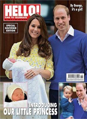 Royal Baby nr 2 już na świecie