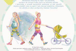 "Akcja ""Mama w ruchu"" półmetek"