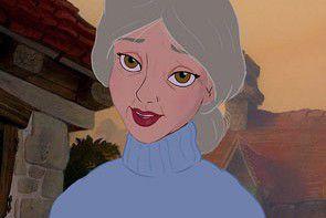 Księżniczki Disneya w podeszłym wieku