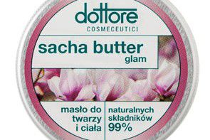 Masło do masażu twarzy i ciała Sacha butter Dottore