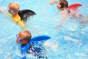 Swimfin – płetwa do nauki pływania