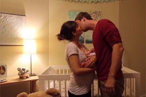 Film z ciąży. Zmieścili 9 miesięcy w 3 minutach