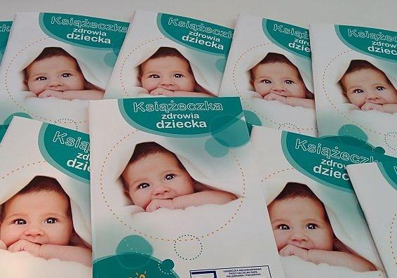 Nowe karty ciąży i książeczki zdrowia dziecka