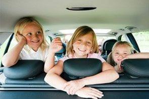 Zakaz palenia w samochodach, w których podróżują dzieci