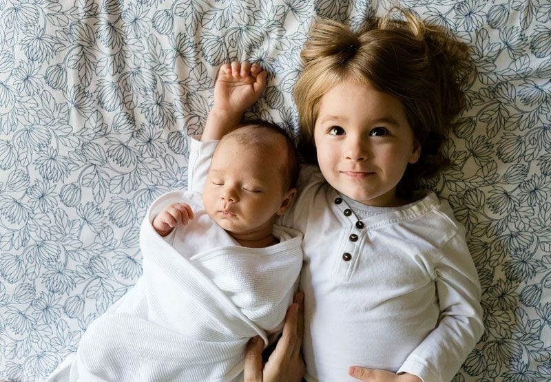 Sen dziecka w nocy – co zrobić, aby maluszek przespał całą noc?