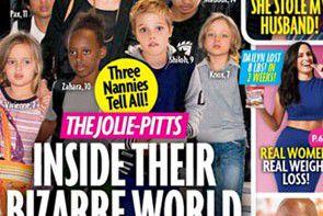 Byłe opiekunki dzieci Brada i Angeliny zdradzają rodzinne sekrety gwiazd