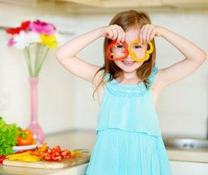 Wzmocnij odporność dziecka zdrową dietą