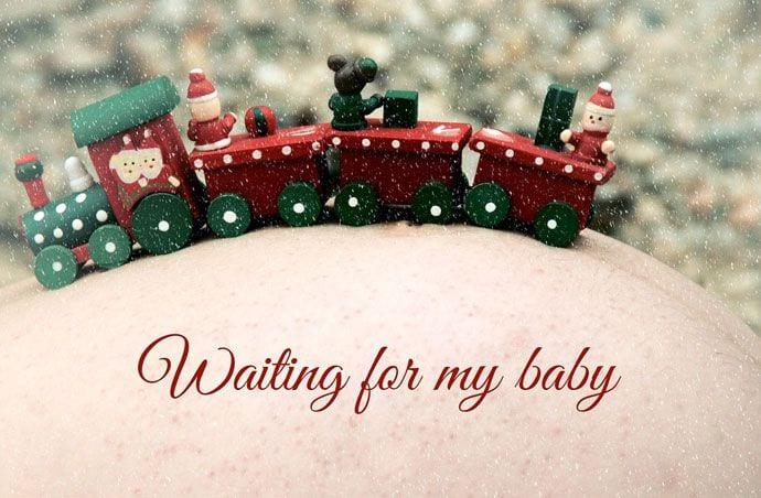 Grudzień najlepszym miesiącem na zajście w ciążę