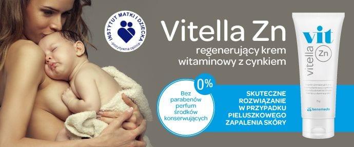 Konkurs! Wygraj regenerujący krem z cynkiem Vitella Zn!-konkurs zakończony