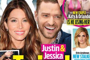 Justin Timberlake oraz Jessica Biel pokazują swojego synka