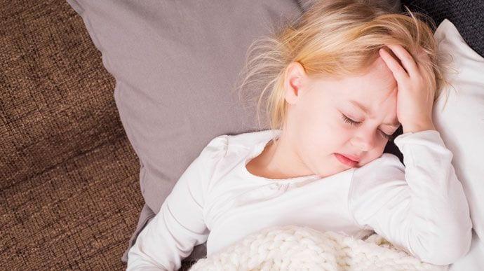 Alarmujące objawy chorób u dzieci