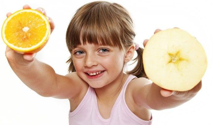 Wpływ diety dziecka na rozwój zgryzu
