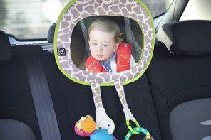 Bezpieczna podróż autem z niemowlakiem