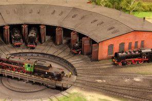 Wielka Makieta Kolejowa, czyli miniaturowy świat
