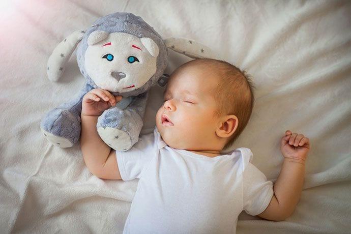 Biały szum: co to takiego? Dlaczego pomaga uspokoić niemowlę?