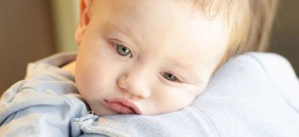 dziecko-chore