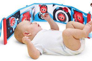 Muzyczna książeczka dla niemowląt