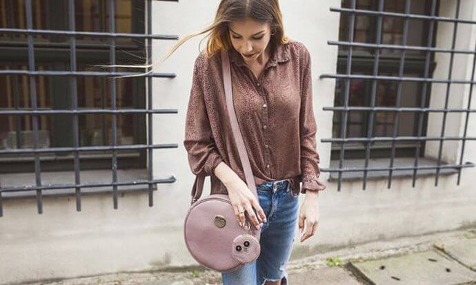 Modna torebka dla stylowej mamy od polskich projektantów