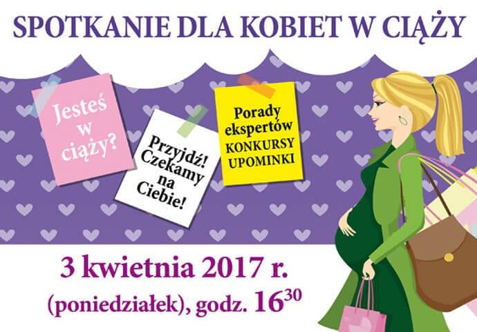 """XIII edycja warsztatów dla kobiet w ciąży z cyklu """"Spotkania z Dobrą Mamą""""."""