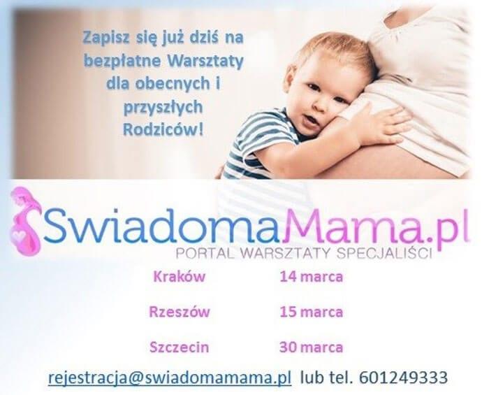 Wiosenna edycja spotkań Świadoma Mama