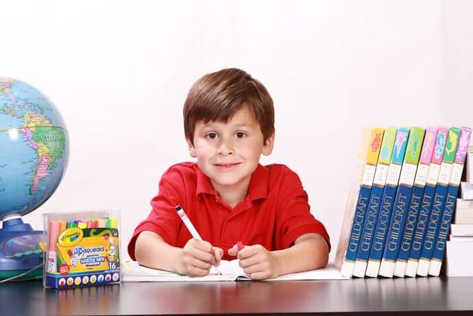 Jak wspierać koncentrację małego ucznia