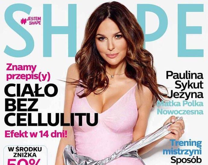 Jak wygląda Paulina Sykut-Jeżyna po ciąży?