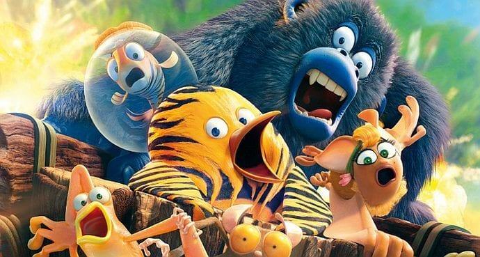 Kumple z Dżungli na ekranach polskich kin