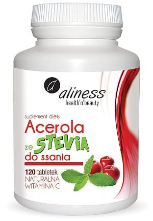 Acerola ze Stevia-small