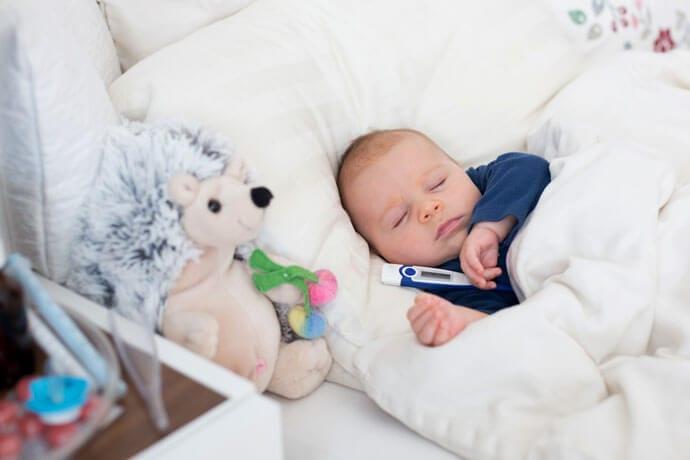 Przeziębienie u dziecka – jak sobie z nim radzić?