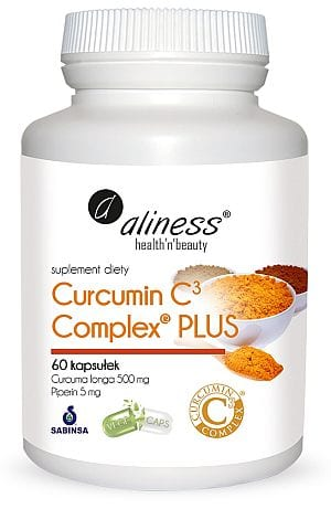 Curcumin C3 complexR PLUS