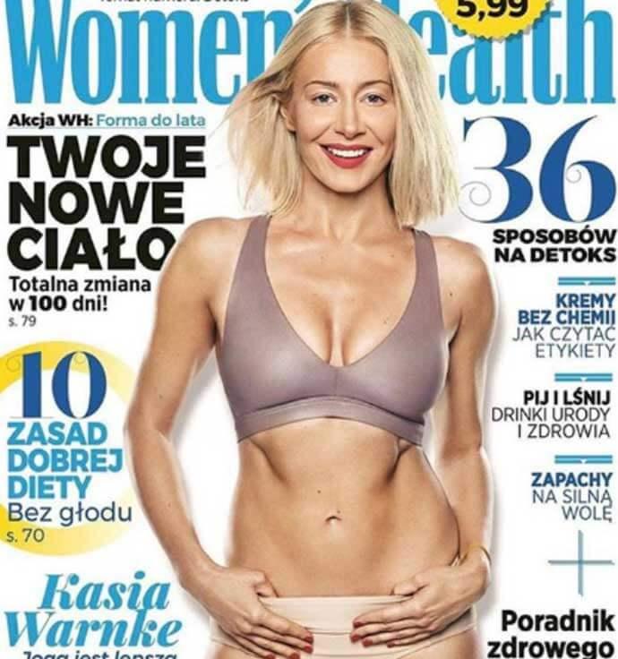 Katarzyna Warnke chce zostać mamą