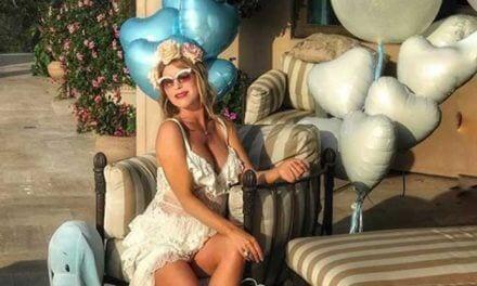 Zobacz zdjęcia Kingi Korty z baby shower!