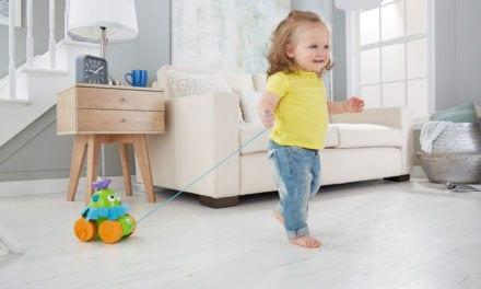 Jak urozmaicić wiosenne spacery z maluszkiem?