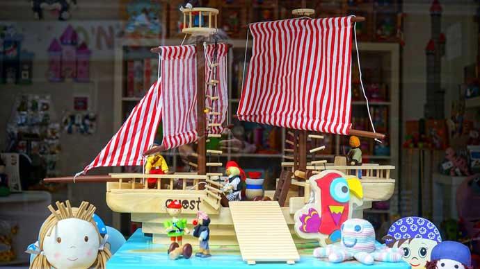 Zabawki edukacyjne – najlepszy prezent dla najmłodszych