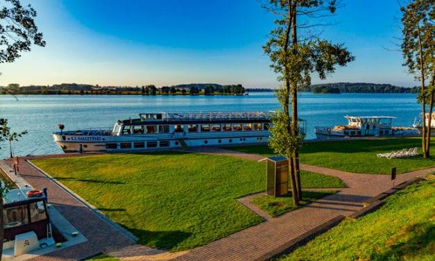 Wypoczynek w Hotelu Robert's Port w Mikołajkach