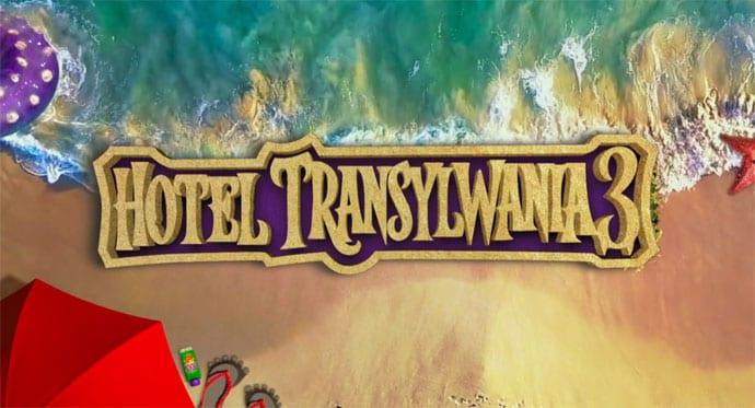 """Przebojowy """"Hotel Transylwania 3"""" przedpremierowo w Multikinie"""